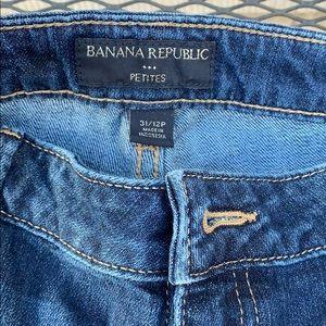 Banana republic 12p jeans